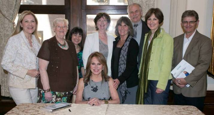 IWPA meeting Marlo Thomas